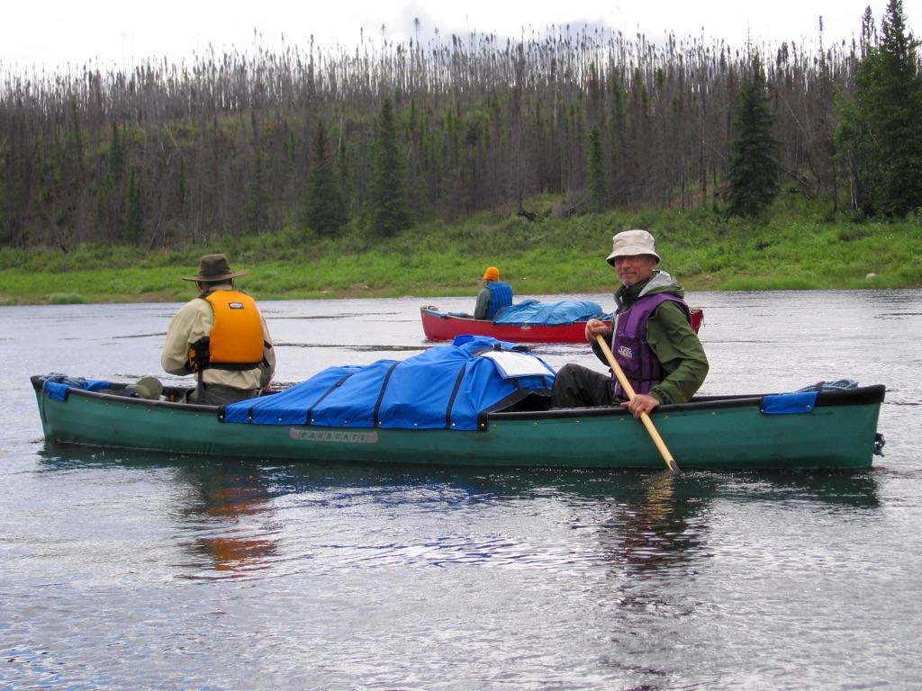 Cliff Jacobson Green Pakboat